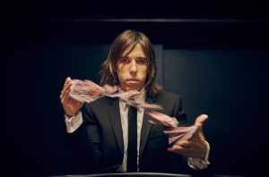 Australian Magician Jackson Aces
